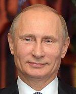 Russian president Vladimir Putin (Credit: Agence France Presse)