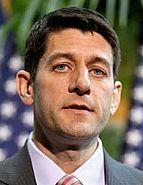 Congressman Paul Ryan (Credit: public domain)