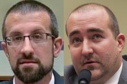 Paul Combetta (left) Bill Thornton (right) (Credit: AP)
