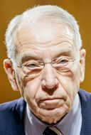 Senator Charles Grassley (Credit: Brendan Smialowski / Agence France Press / Getty Images)
