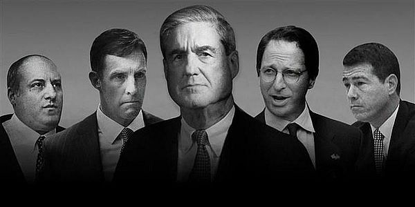 The Mueller Team (Credit: Zero Hedge)