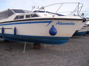 Alexandra before 7