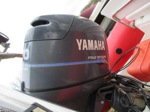 Zodiac Pro 4.7 Rib with Yamaha 50