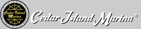 Cedar Island Marina Logo