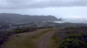 View of Linda Mar