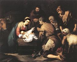 La adoración de Murillo