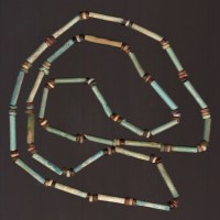 Ancient Beads in Faience, Glass, Stone & Metal
