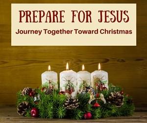 Prepare for Jesus