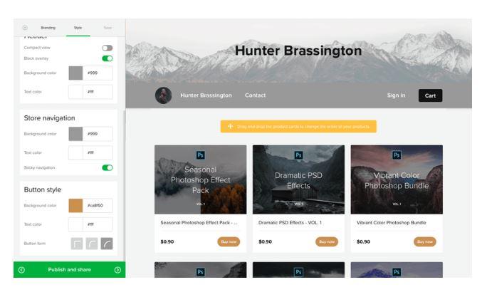 powerful ecommerce platform builder
