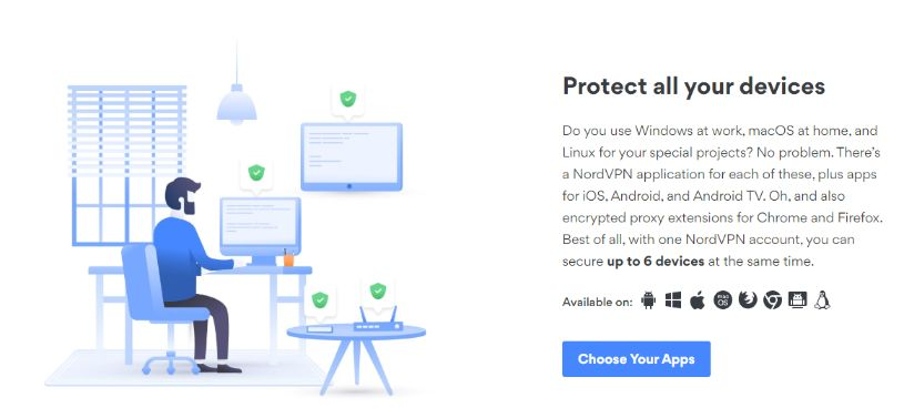 Secure your Desktop to SmartPhone all through one VPN