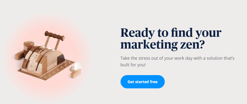 All-in-One Marketing Solution & It's Free