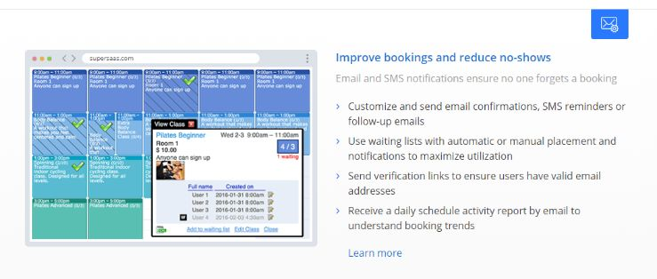 Digitalized Flexible & Smart Booking System