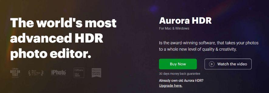 Advance HDR Photo Editor – Risk free 30-days