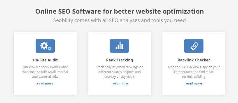 All you ever need for SEO service