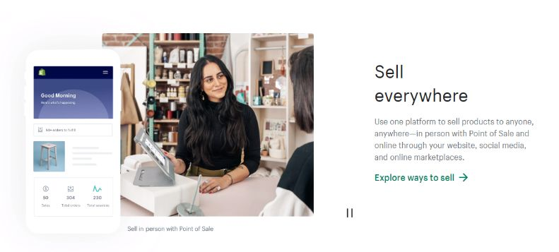 Integrate & Sell Everywhere from Online to Point of sale