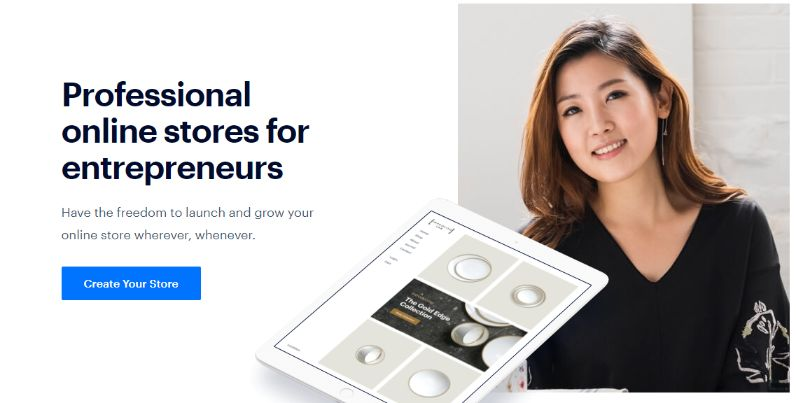 Build Online Ecommerce Site within minutes