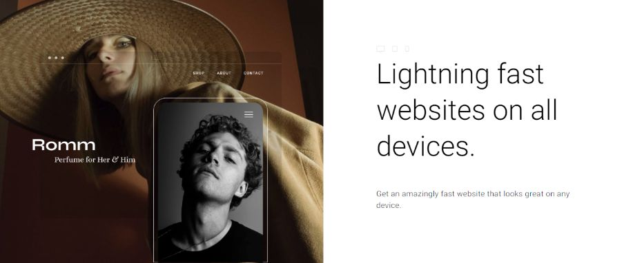 Flexible & Blazing Fast website – Secret of Success