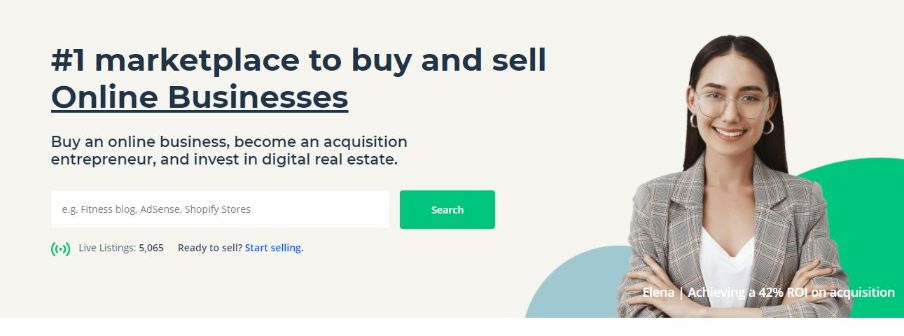 #1 marketplace to buy & sell digital asset