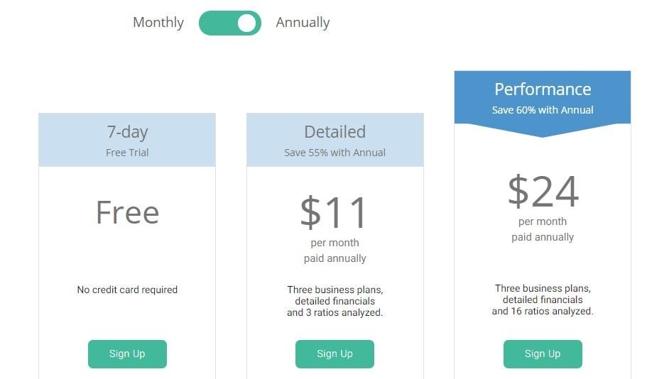 Enloop subscription plan