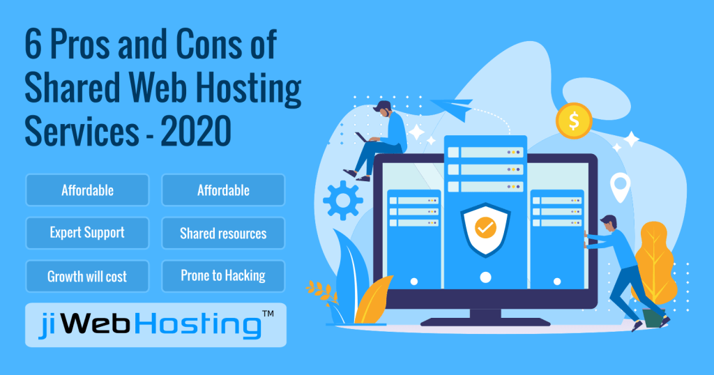 learn why shared hosting is effective for your small business