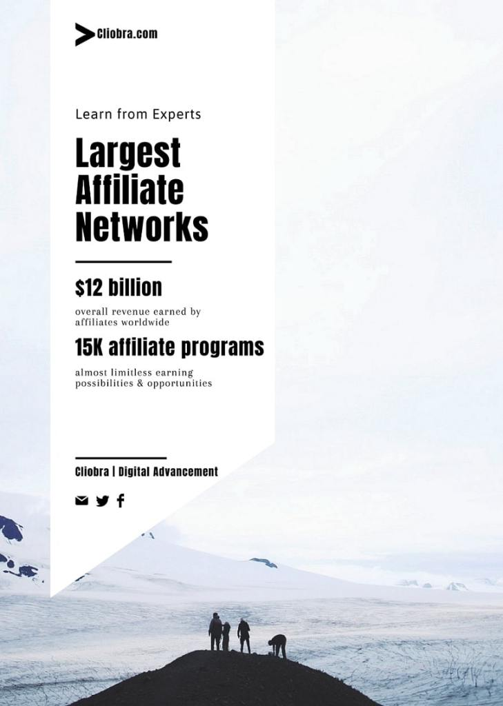 Largest affiliate networks to earn passive income