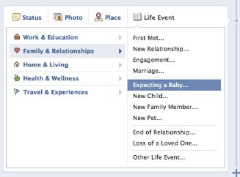 narrow down your Facebook ad audience even further by utilizing life events segments.