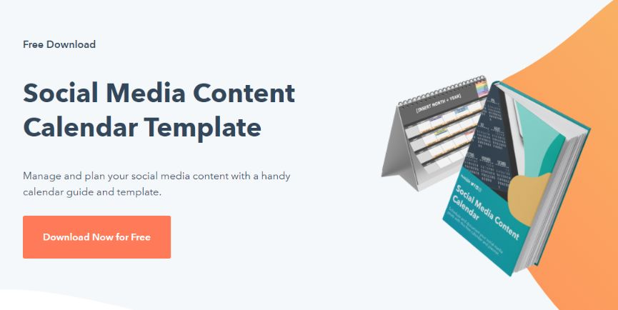 How Do I Create a Social Media Content Calendar? No worries, just download this free template and get started.