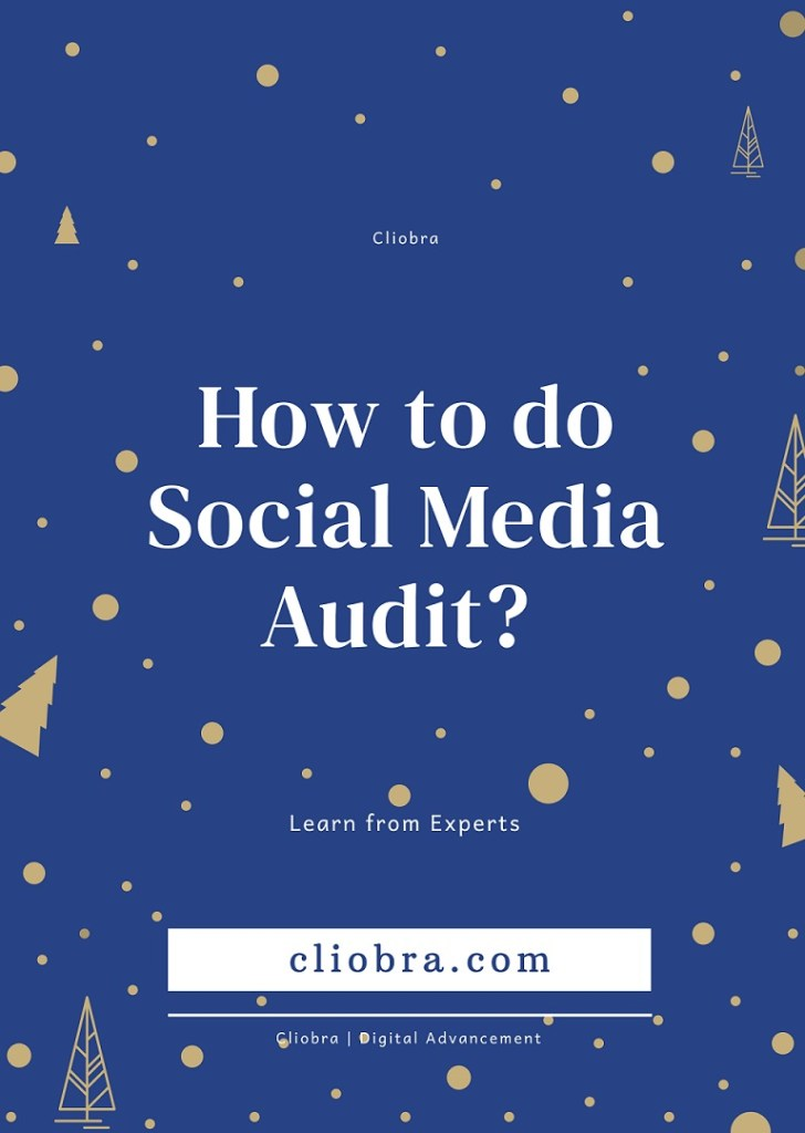 How to do a Social Media Audit for a Client? (Beginner's Guide)