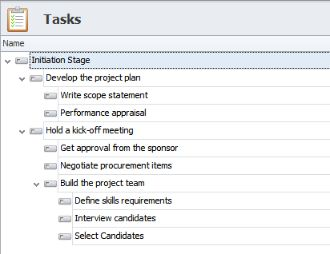 Break your SEO project task into smaller chunks and assign them to your team members.