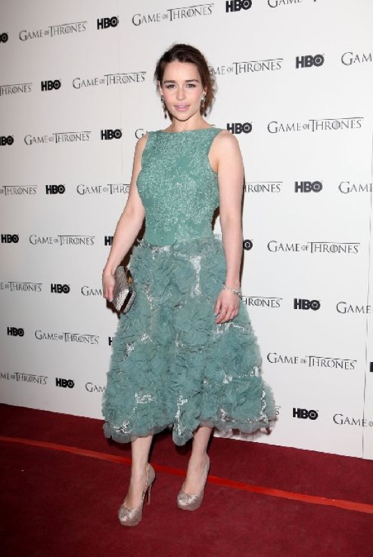 ClioMakeUp-game-of-thrones-trono-di-spade-premiere-red-carpet-emilia-clarke-DVD-Launch-Party-2011