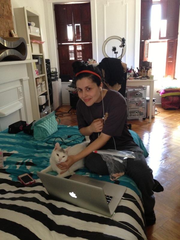 Giuliana a New York!