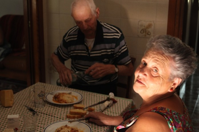 I nonni!