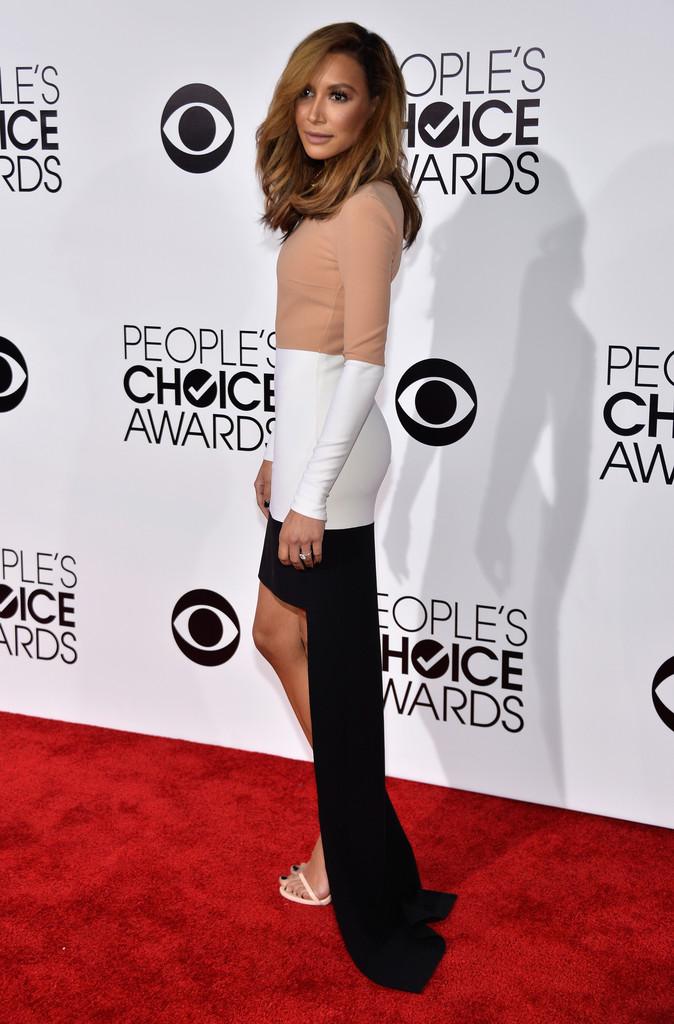 Naya-Rivera-Michael-Kors-Peoples-Choice-Awards-2014