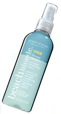 Il famoso spray di John Frieda