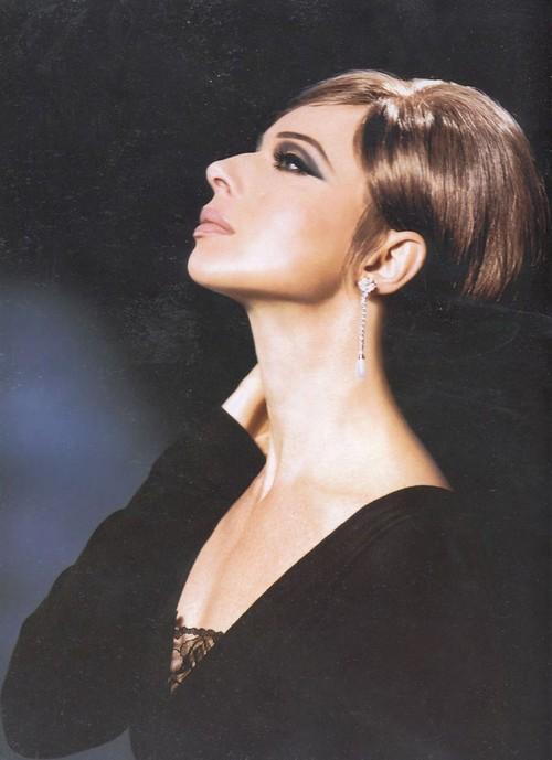 Isabella Rossellini come Barbra Streisand