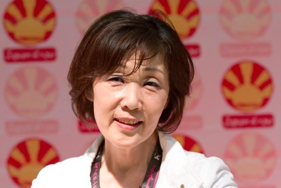 Yuko Shimuzu