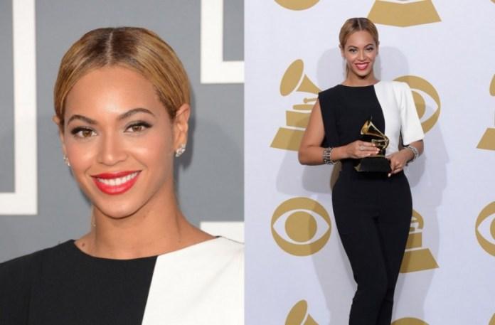 Beyonce ai Grammy's