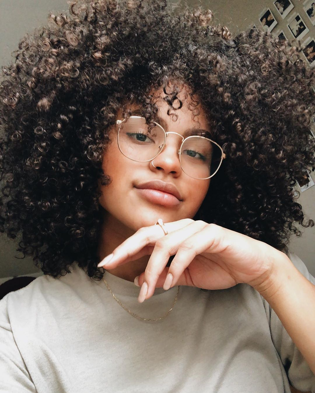 capelli afro corti