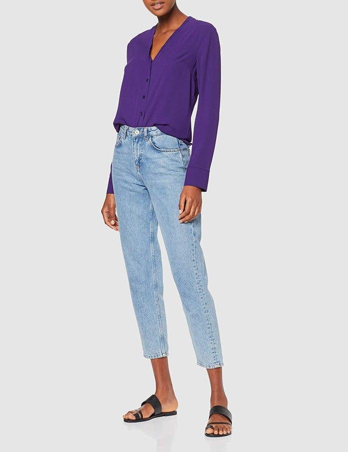 Cliomakeup-indossare-viola-8-camicia-viola-find