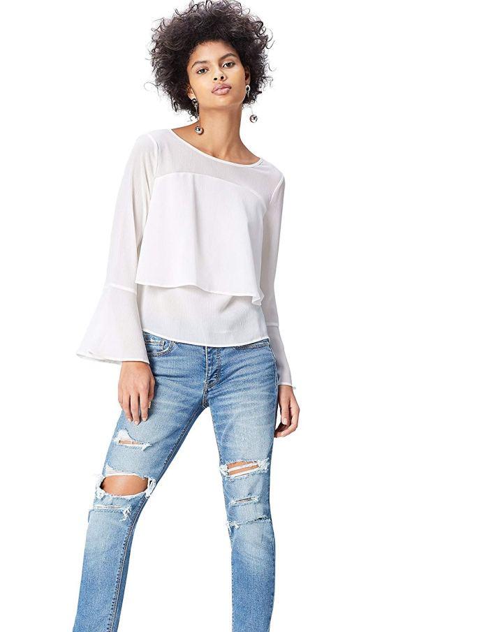 ClioMakeUp-copiare-look-Filippa-Lagerback-17-blusa-momocolore