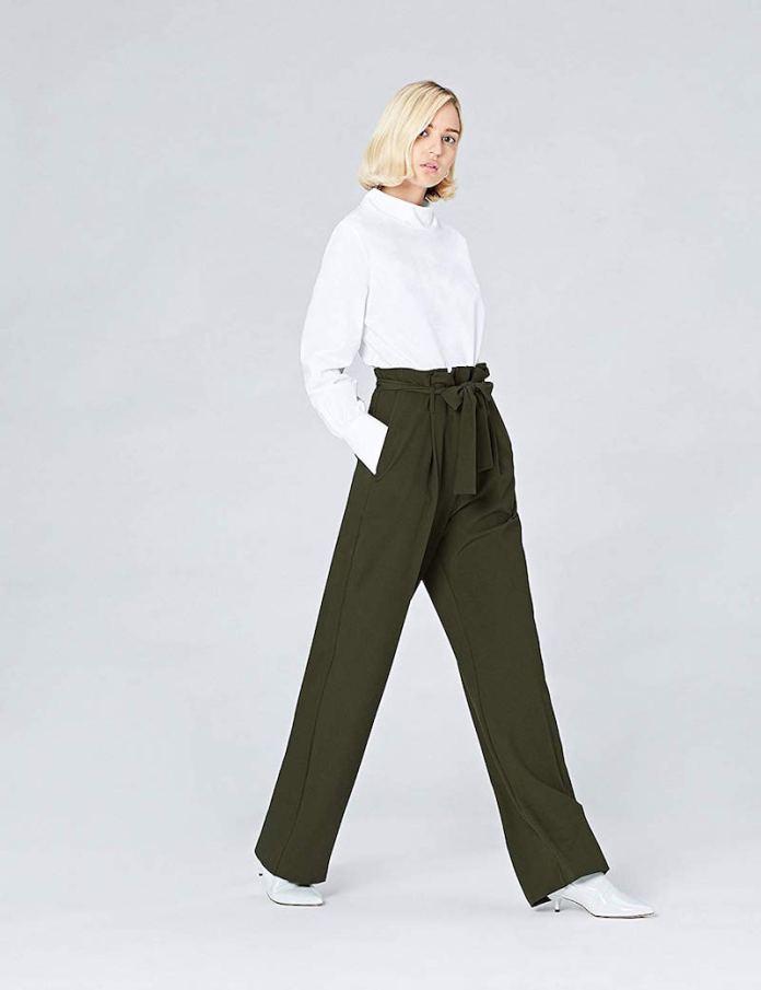 ClioMakeUp-abbinare-pantaloni-larghi-9-pantaloni-vita-alta-paperbag-amazon-find.jpg