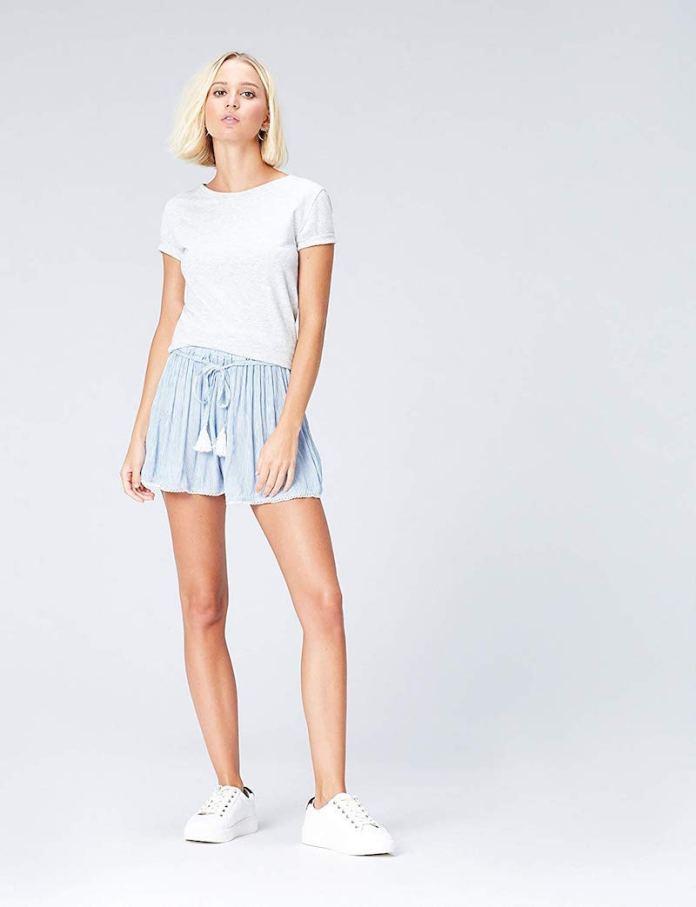 ClioMakeup-pantaloncini-corti-forme-coscia-15-shorts-righe-amazon-find.jpg