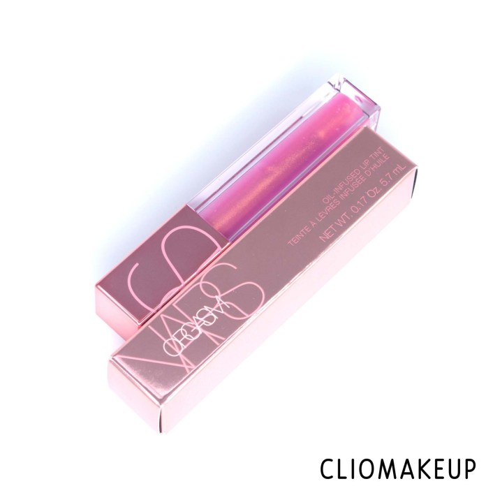 cliomakeup-recensione-gloss-nars-orgasm-oil-infused-lip-tint-4