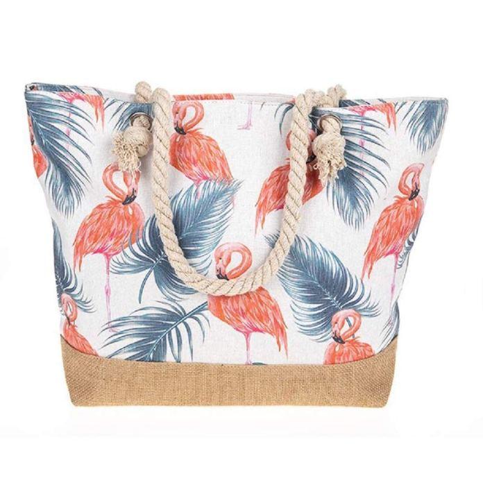 ClioMakeUp-borse-spiaggia-estate-2019-3-lily-rosa-flamingo-amazon.jpg