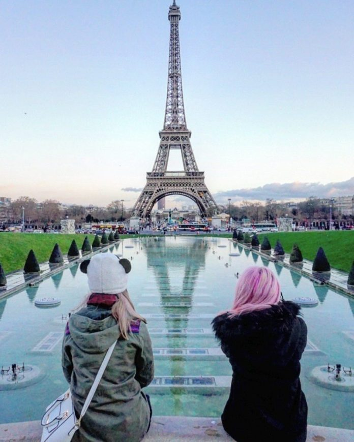 migliori voli low cost per Parigi: Torre Eiffel
