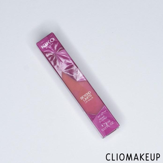 cliomakeup-recensione-balsamo-labbra-kiko-beyond-limits-lip-balm-2