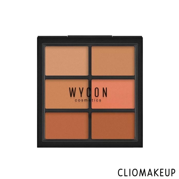 cliomakeup-recensione-correttori-wycon-corrective-concealer-palette-1