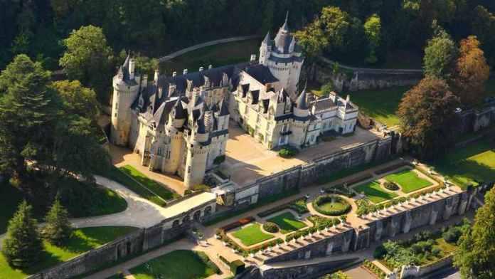 castelli della loira e francia: il castello di ussé
