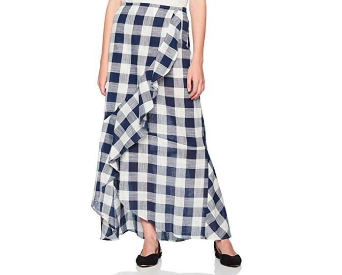cliomakeup-come-indossare-gonne-lunghe-inverno-11-jijil-quadri