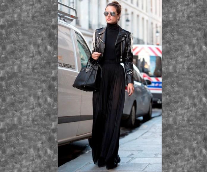 cliomakeup-come-indossare-gonne-lunghe-inverno-20-look-nero